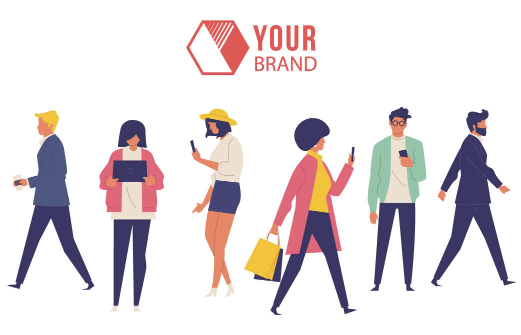 Get your brand recognized with promotional products.